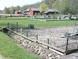kort tysk rida nära Göteborg