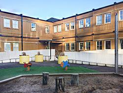 bräcke östergård förskola