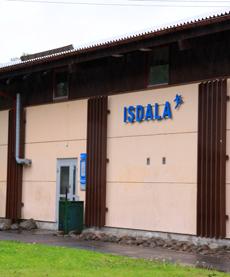 Isdala Ishall. Foto: Johannes Kärnstam